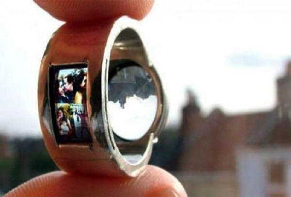 Projector Wedding Ring Adafruit Industries Makers hackers