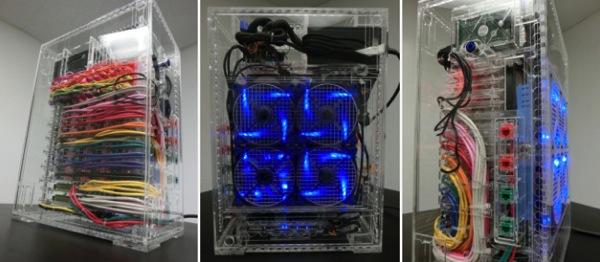 Raspberry Pi Cluster Like Magic Appears