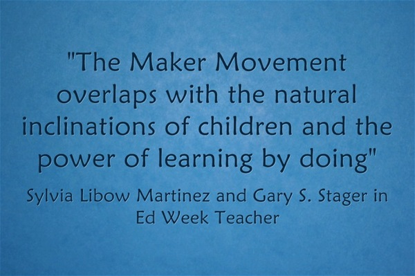 Response The Maker Movement Believes In Kid Power