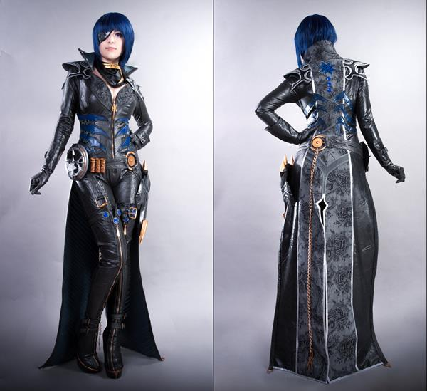 Striking Aion Gunner Costume 171 Adafruit Industries Makers Hackers Artists Designers And