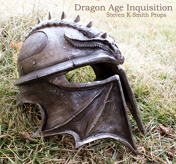 dragon age helmet