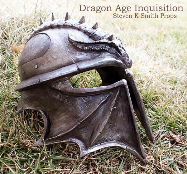 dragon age helmet