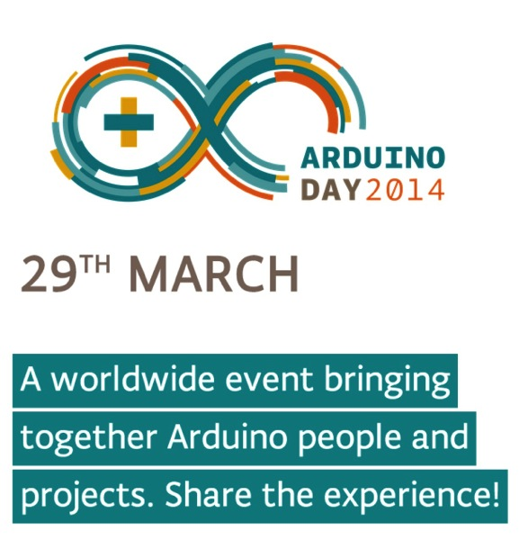 Celebrate Arduino Day ArduinoD14 adafruit with Massimo Banzi mbanzi a special 7pm ET ASK AN ENGINEER LIVE SHOW adafruit industries blog