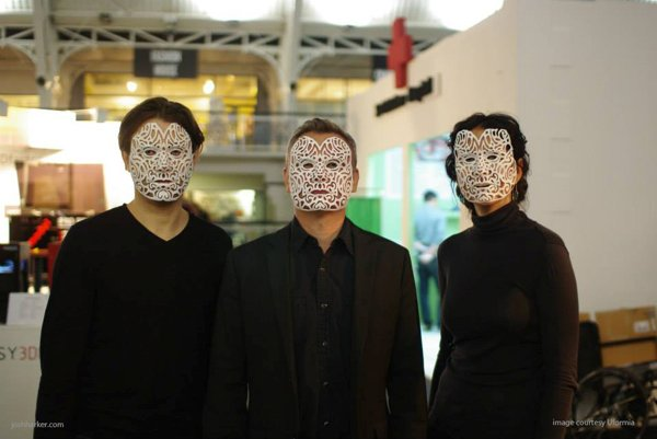Joshua Harker Mask