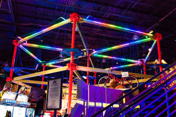 NeoPixelRopesCourse