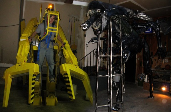 full size power loader costume