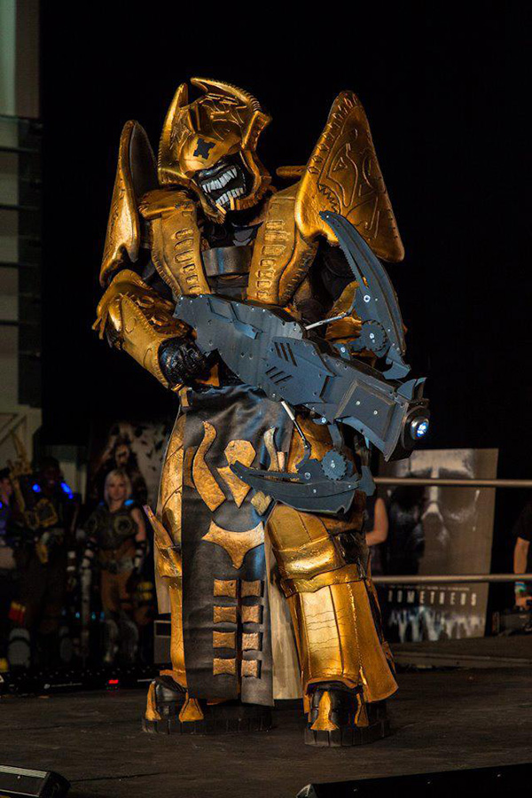gears of war costume