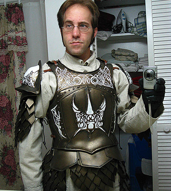 got kings guard armor