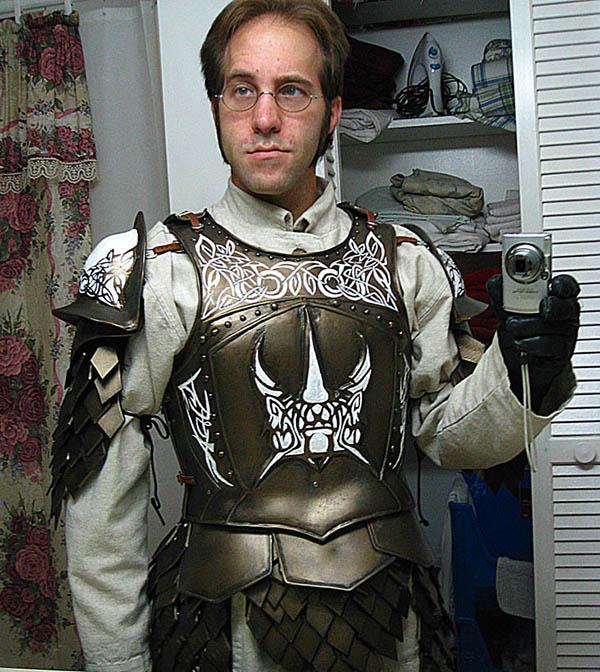 got kings guard armor