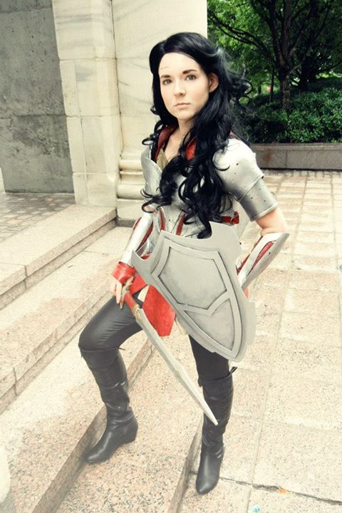 Cables And Sensors >> Lady Sif Costume « Adafruit Industries – Makers, hackers, artists, designers and engineers!
