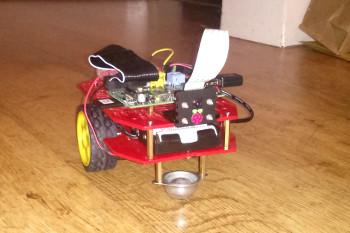 Raspberrypi rubyrobot