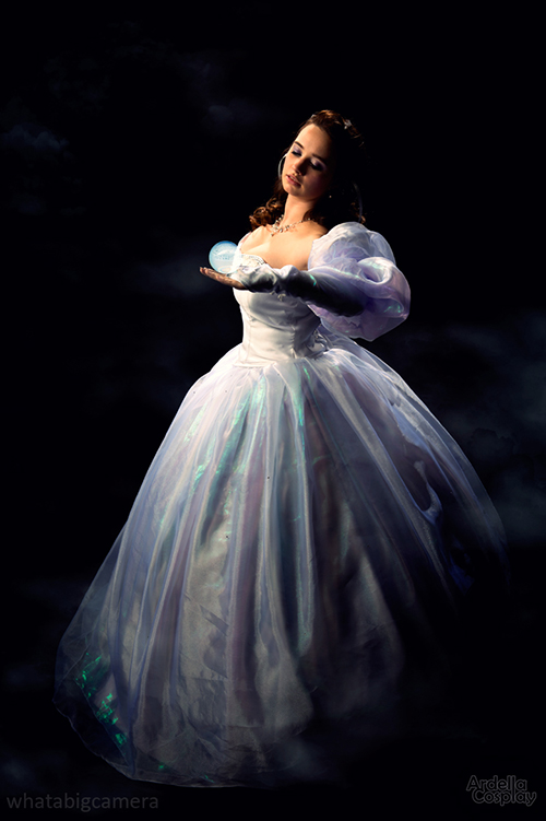 sarah labyrinth ballgown costume