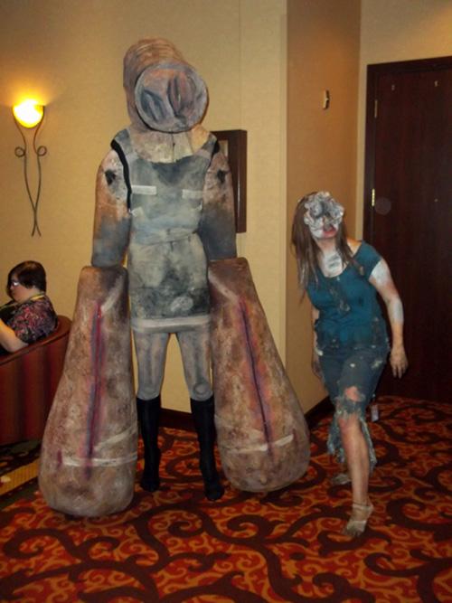 silent hill costume 1