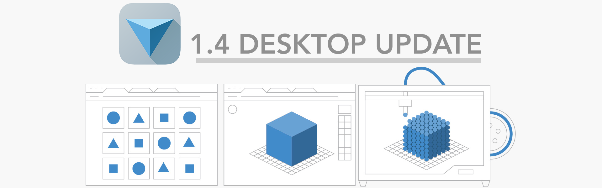 Autodesk 123D Design Update 1.4 for Desktop