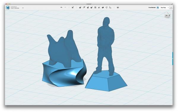 123D Autodesk 1.4 STL Import