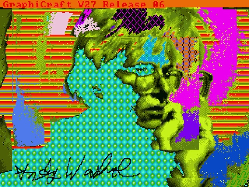 1 Andy Warhol Andy2 1985 AWF verge super wide