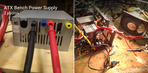 Alex Wiebe Google My Sunday afternoon project A power supply for the bench
