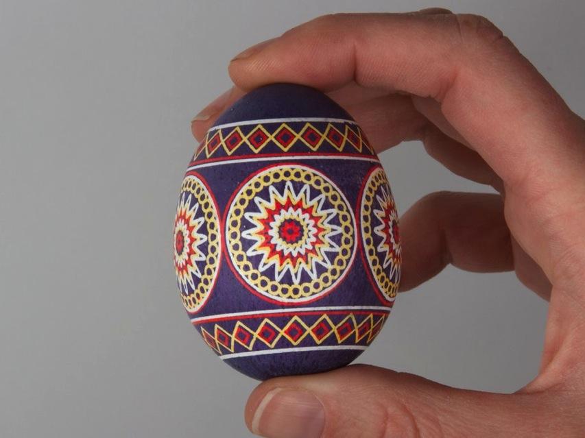 Egg Bot Beauty
