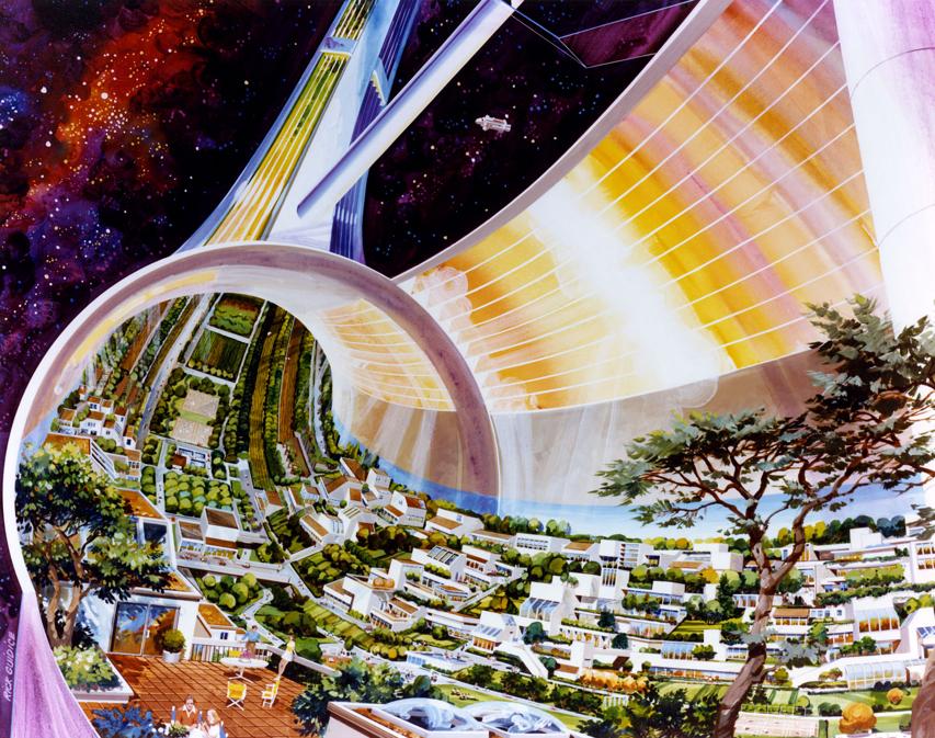 NASA spacehabitats