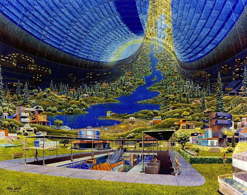 NASA spacestations