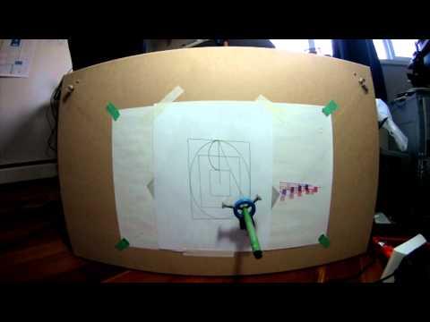 Arduino Drawbot Arduino, Electronics projects and Tech