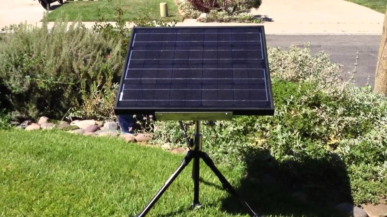 Arduino powered axis solar tracker project « adafruit