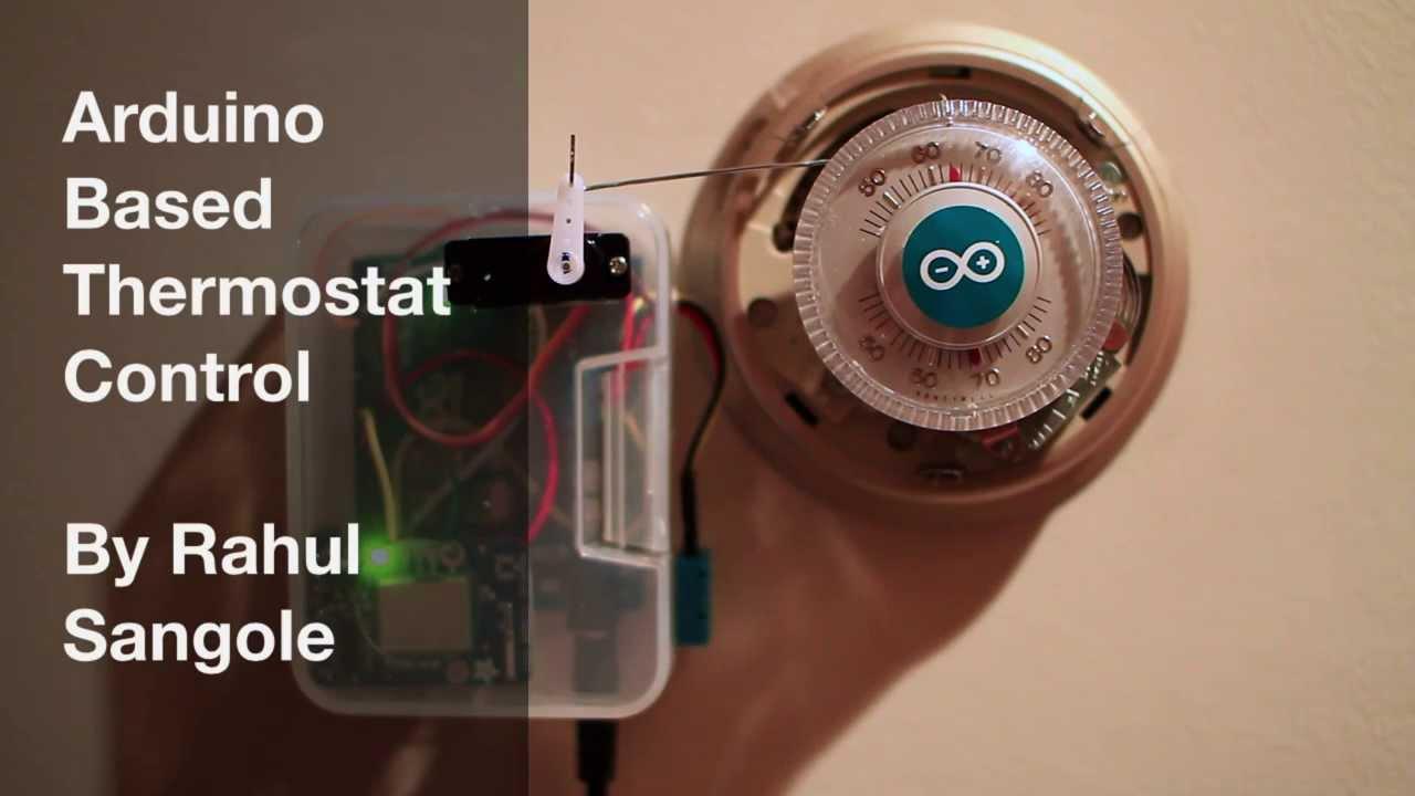 Ardustat web controlled wireless arduino based
