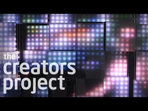 Artist and Light Engineer Jim C&bellu0027s Sculptural LED Light Installations #ArtTuesday « Adafruit Industries u2013 Makers hackers artists designers and ...  sc 1 st  blog.adafruit.com - Adafruit Industries & Artist and Light Engineer Jim Campbellu0027s Sculptural LED Light ... azcodes.com