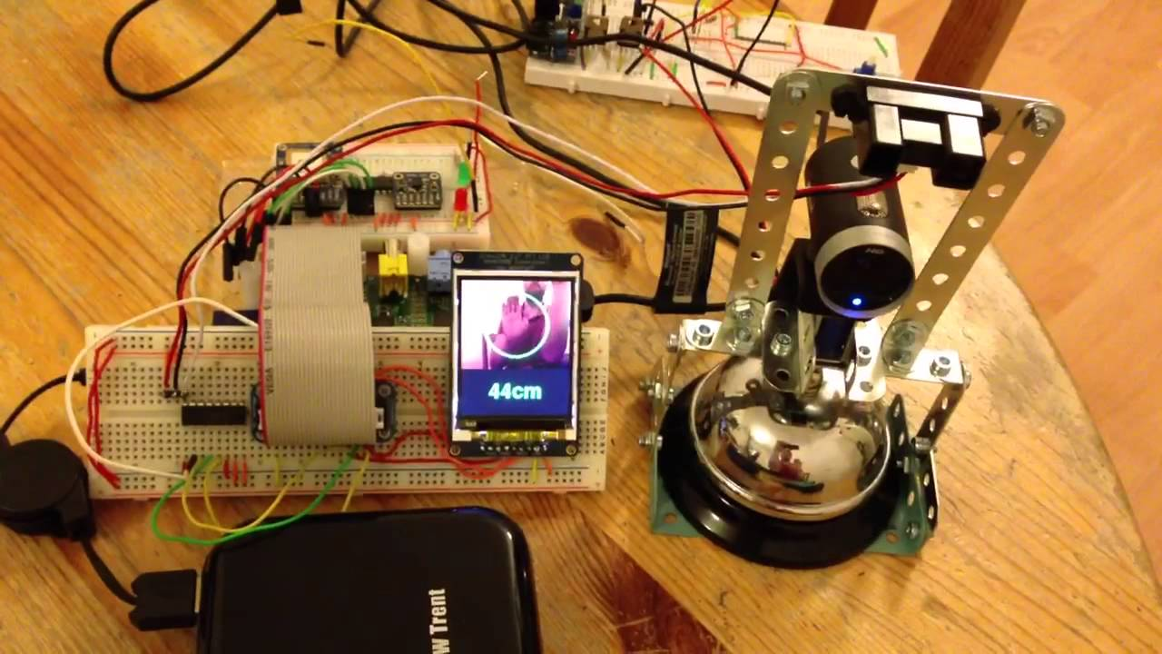 Building A Vehicle Parking Camera Piday Raspberrypi