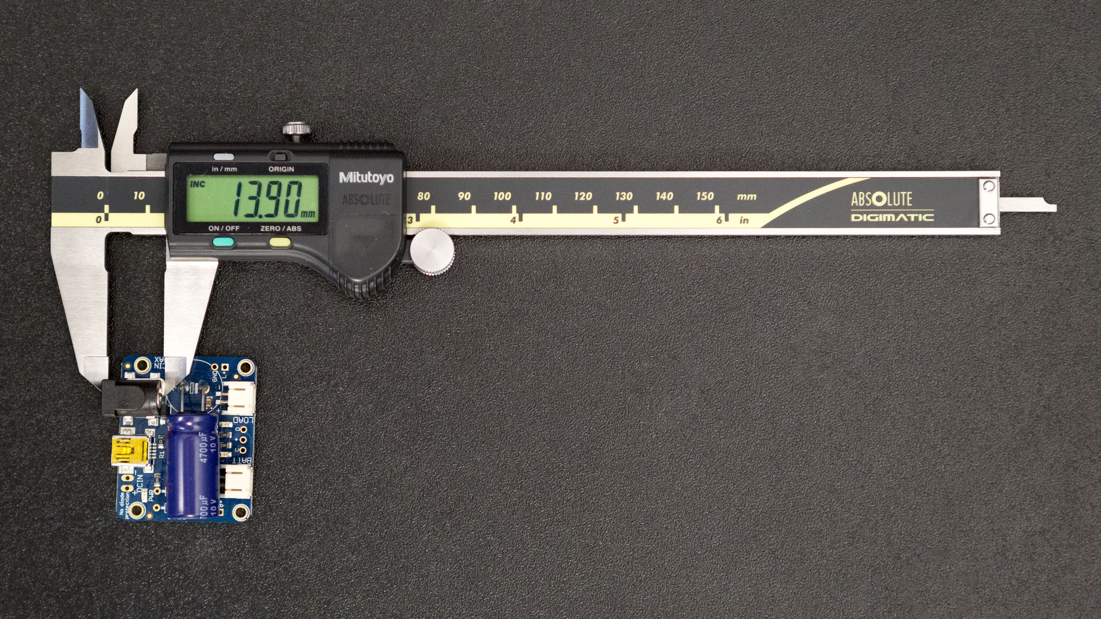 Mitutoyo Calipers for Measuring Things