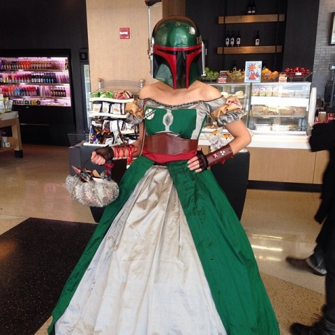 fancy boba fett