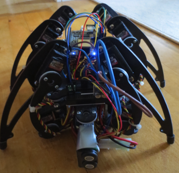 Hexapodrobot com View topic Beaglebone Black controlling p Brain