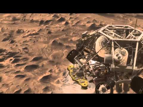 mars rover when did it land - photo #46