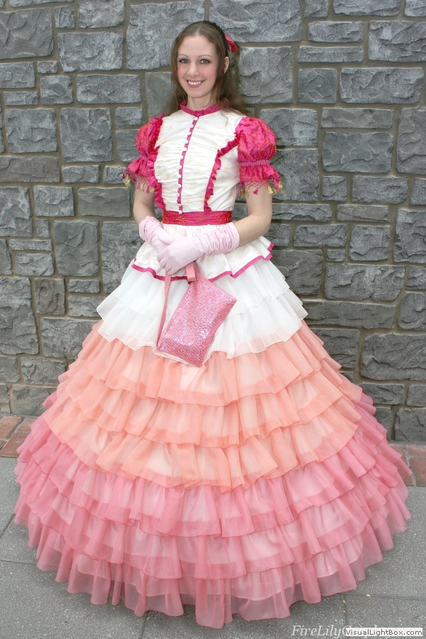 kaylee pink dress firefly