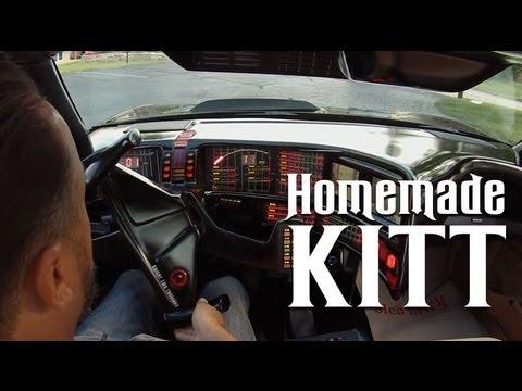 Knight Rider – Homemade KITT Replica « Adafruit Industries