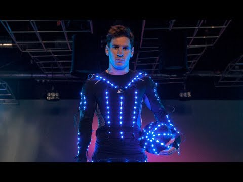 Leo Messi – The New Speed of Light #WearableWednesday