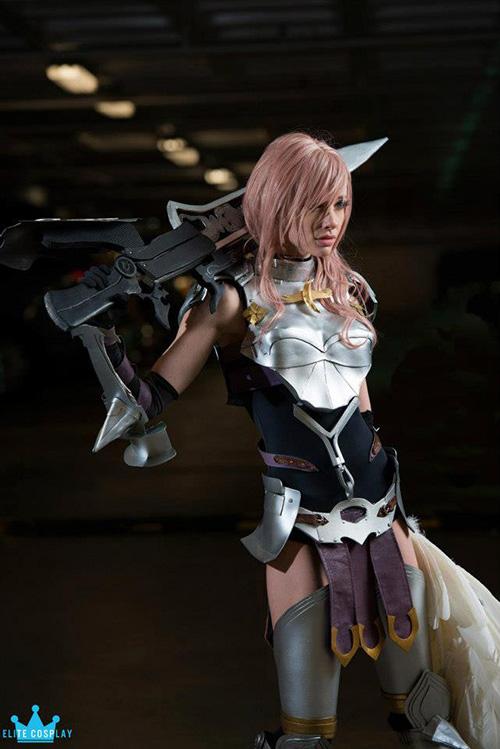 lightning costume