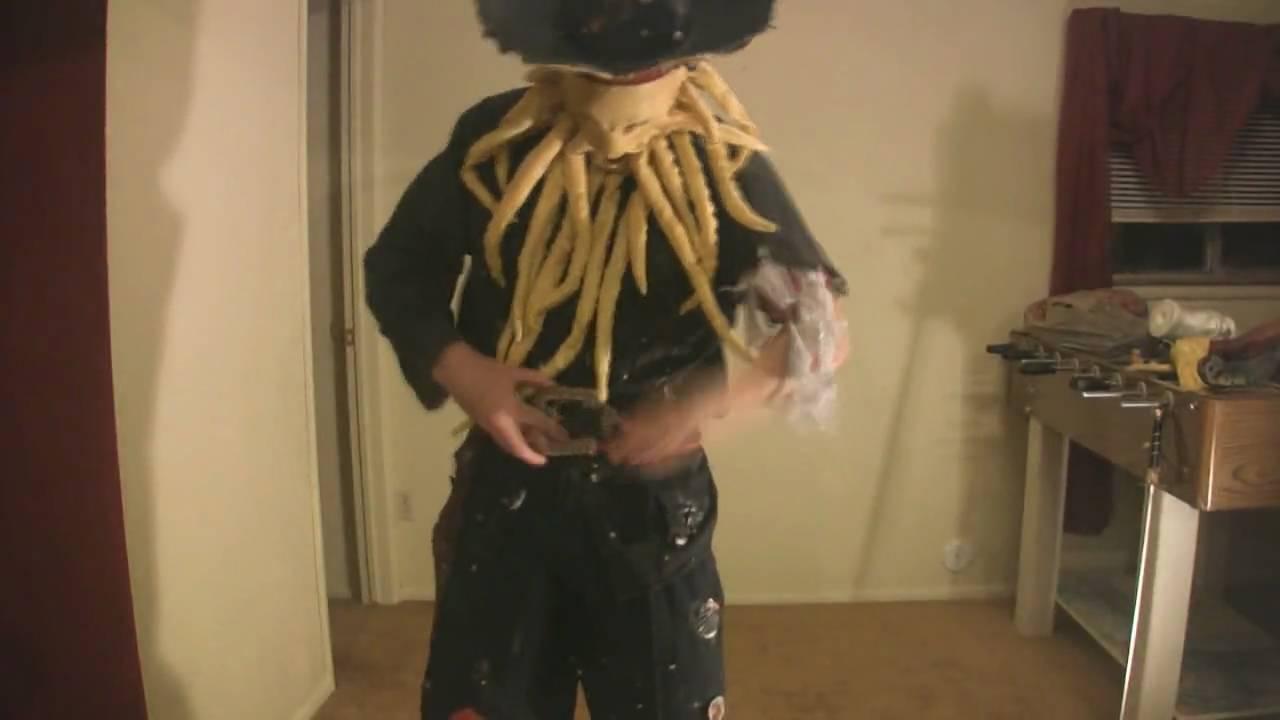 making a davy jones costume won u2019t take you to his locker