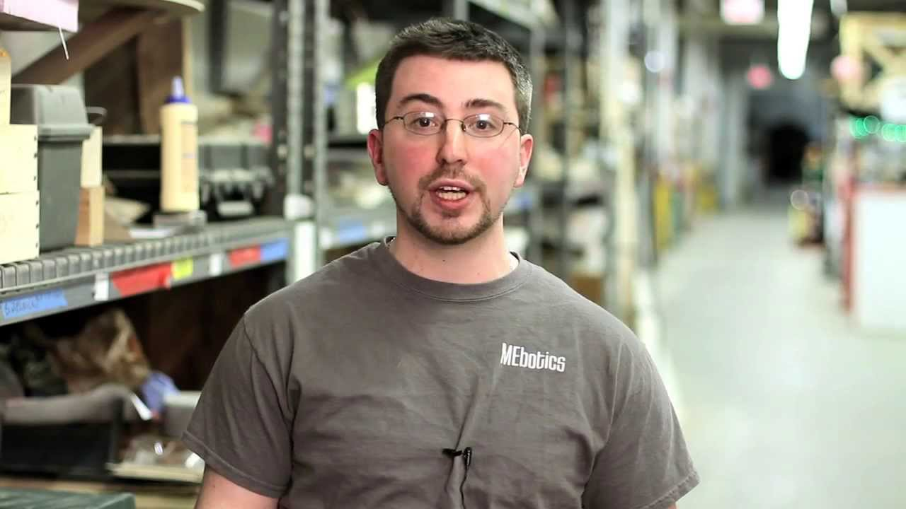 "Mebotics ""Machine Shop in a Box"" #3DThursday #3DPrinting"