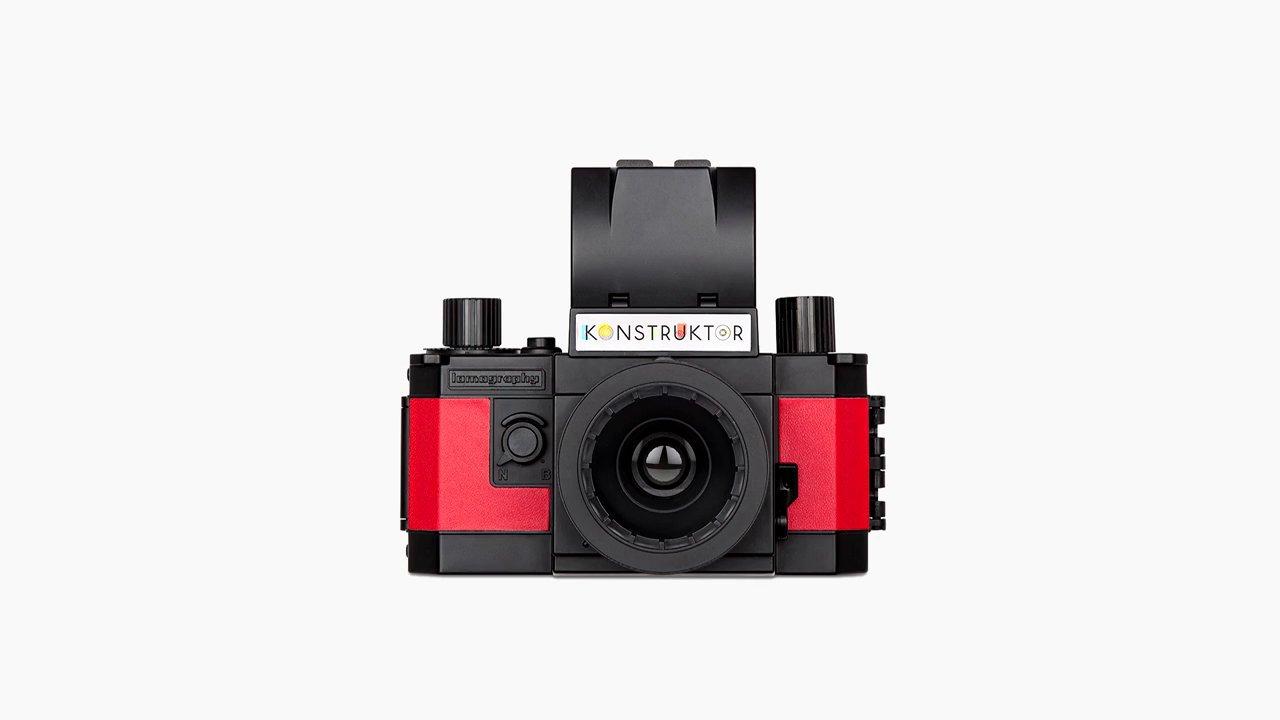 NEW PRODUCT – KONSTRUKTOR – DIY Film Camera Kit