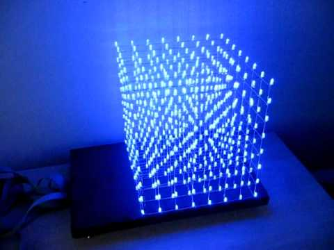 How To Make a Pulsating Arduino LED Cube That Looks