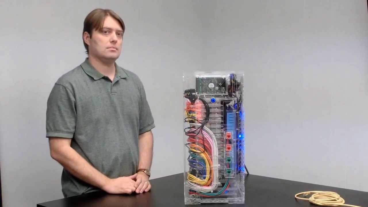 Raspberry Pi 40 Node Computing Cluster Raspberry Pi
