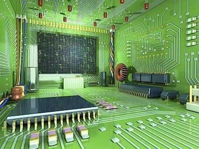 Circuit Board Art  U00ab Adafruit Industries  U2013 Makers  Hackers