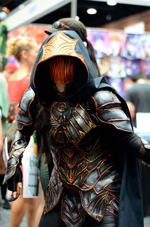 female nightingale armor from skyrim 171 adafruit industries