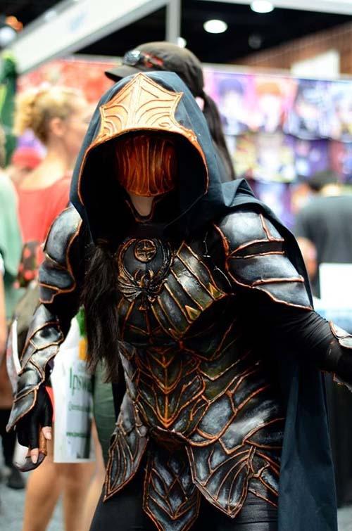 Female Nightingale Armor From Skyrim  U00ab Adafruit Industries