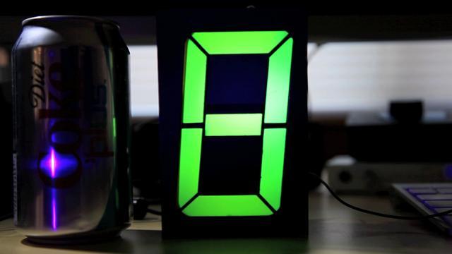 Staver Electromechanical 7 Segment Vane Display 171 Adafruit