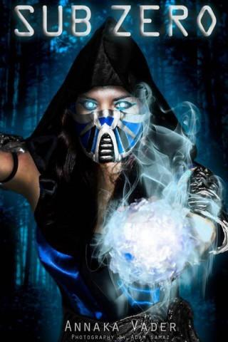 Cool Down with This Mortal Kombat Sub-Zero Costume ...