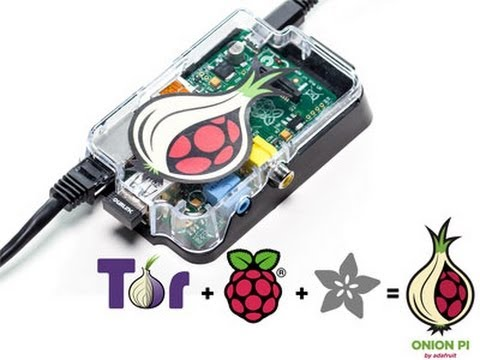 Turning the Raspberry Pi Into an Onion Router @Raspberry_Pi #piday #raspberrypi