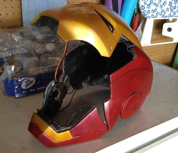 wireless helmet