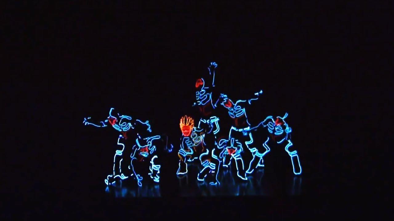 Wrecking Crew Orchestra: EL Wire « Adafruit Industries – Makers ...